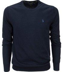 ralph lauren slim fit cotton sweater