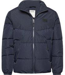 jackets outdoor woven gevoerd jack blauw edc by esprit