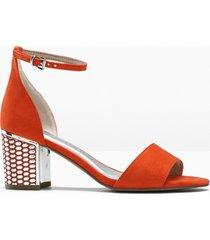 sandali marco tozzi (arancione) - marco tozzi