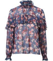 blus lilia blouse