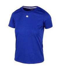 camiseta feminina basica fresh azul royal camiseta feminina basica fresh azul royal m