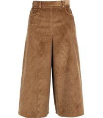 see by chloé 3/4-length shorts