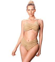 bikini gardenia dorado élida