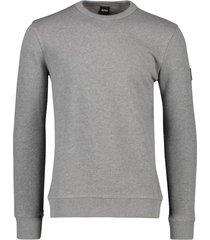 grijze sweater hugo boss walkup 1