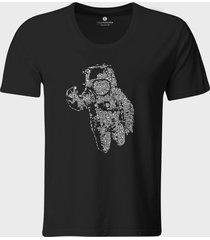koszulka flying astronaut