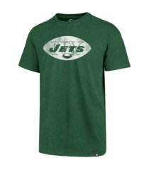 '47 brand new york jets men's throwback club t-shirt