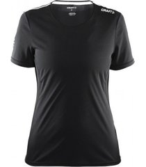 craft t-shirt mind ss tee women black-m
