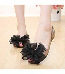 slip on summer sandalias antideslizantes jelly shoes para mujeres sandalias
