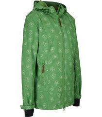 giacca comoda in softshell (verde) - bpc bonprix collection