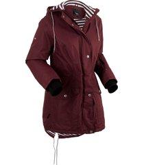 giacca tecnica outdoor (rosso) - bpc bonprix collection