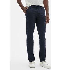 pantalon hombre skinny stretch khaki azul gap gap