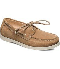 sailor shoe båtskor skor brun lindbergh
