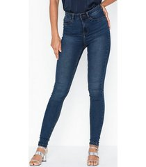 noisy may nmcallie hw skinny jeans vi021mb no jeans