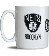 caneca nba brooklyn nets