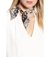 women's rebecca minkoff pop out floral silk bandana