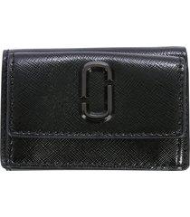 marc jacobs snapshot mini trifold wallet
