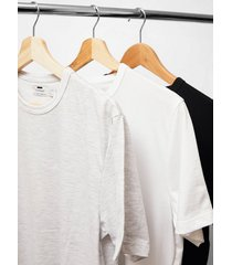 mens multi assorted color t-shirt 3 pack*