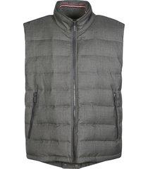 down filled ski vest