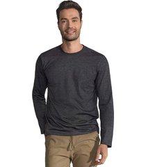 masculino exterior camiseta multicolor leonisa m2653xs