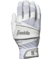franklin sports fastpitch freeflex series batting gloves - women's
