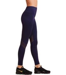 alala seamless mesh-panel tights