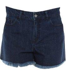 .amen. denim shorts