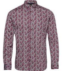 bircher overhemd casual roze ted baker