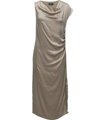 isidore dress knälång klänning beige style butler