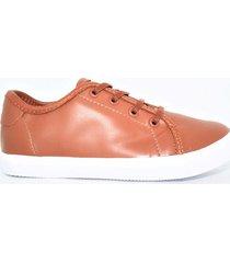 zapatilla marrón bibi