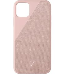 clic canvas iphone 11 pro max case - rose