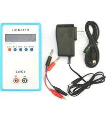 medidor de capacitancia digital lcd lc lc200un probador de inductancia