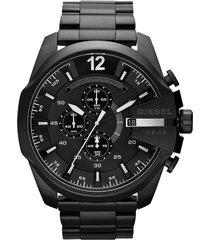 reloj diesel para hombre - mega chief  dz4283