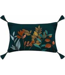 poduszka dekoracyjna z frędzlami fleur 30x50 cm