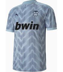 valencia cf stadium herenjersey, blauw, maat m   puma