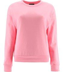 a.p.c. annie sweatshirt with micro logo