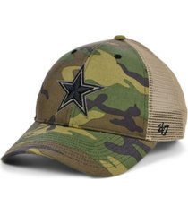 '47 brand dallas cowboys branson mesh mvp cap