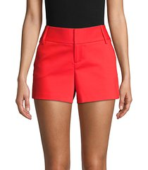 cotton-blend candy shorts