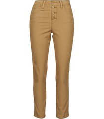broek levis soft canvas toasted coconut od