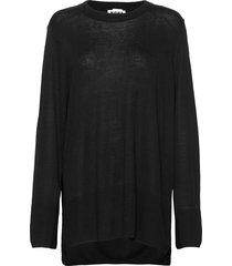 pin sweater gebreide trui zwart hope