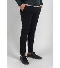 pantalon negro oxford polo club bruce