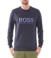 boss tracksuit sweatshirt |dark blue| 50414670-403