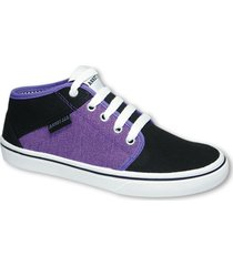 zapatilla violeta  all terra skate
