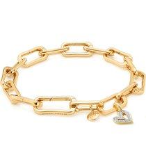 alta capture charm bracelet and alphabet diamond pendant charm set