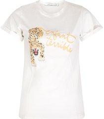 ambika shirt / top offwhite leo