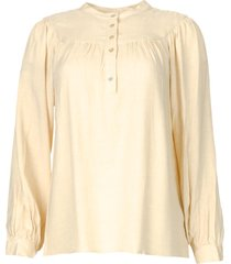 blouse julien  beige