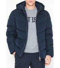 gant d1. the alta down jacket jackor marine