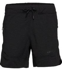 arkk hoop short shorts casual svart arkk copenhagen