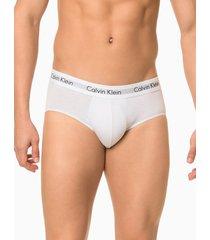 cueca brief calvin klein underwear de modal branca - g