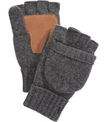 polo ralph lauren men's pop top cold weather glove