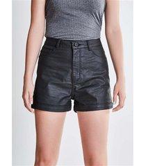 short hot pants resinado